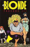 Cover for The Blonde: Phoebus III (Fantagraphics, 1995 series) #1