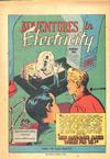 Cover for Adventures in Electricity (General Comics, 1945 series) #2