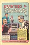Cover for Adventures in Electricity (General Comics, 1945 series) #4