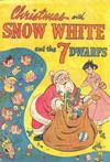 Cover for Christmas with Snow White and the Seven Dwarfs (Kobackers Giftstore of Buffalo, N.Y., 1953 series)