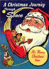 Cover for A Christmas Journey through Space (Western, 1960 series)