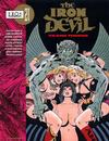 Cover for Eros Graphic Albums (Fantagraphics, 1991 series) #21 - The Iron Devil