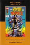 Cover for Marvel Premiere Classic (Marvel, 2006 series) #5 - Wolverine: Weapon X [direct market variant]
