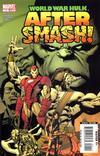 Cover for World War Hulk: Aftersmash (Marvel, 2008 series) #1
