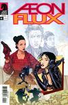 Cover for Aeon Flux (Dark Horse, 2005 series) #4