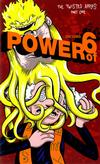 Cover for Power of 6 (Alternative Comics, 2006 series) #1