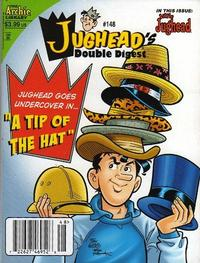 Cover Thumbnail for Jughead's Double Digest (Archie, 1989 series) #148