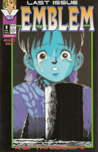 Cover Thumbnail for Emblem (Antarctic Press, 1994 series) #8