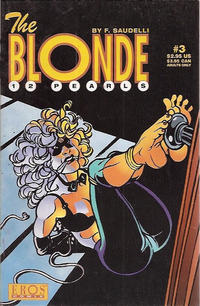 Cover Thumbnail for The Blonde: 12 Pearls (Fantagraphics, 1996 series) #3