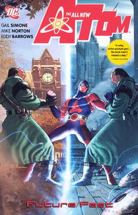 Cover Thumbnail for The All-New Atom: Future / Past (DC, 2007 series)