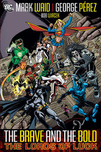 Cover Thumbnail for The Brave and the Bold (DC, 2007 series) #1 - The Lords of Luck