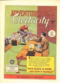 Cover Thumbnail for Adventures in Electricity (General Comics, 1945 series) #1