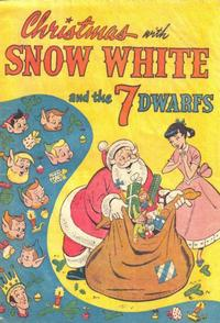 Cover Thumbnail for Christmas with Snow White and the Seven Dwarfs (Kobackers Giftstore of Buffalo, N.Y., 1953 series)