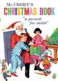 Cover Thumbnail for McCrory's Christmas Book (Western, 1955 series)