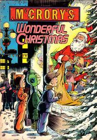 Cover Thumbnail for McCrory's Wonderful Christmas (Magazine Enterprises, 1954 series)