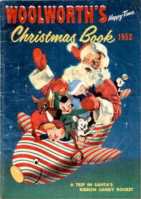 Cover Thumbnail for Woolworth's Happy Time Christmas Book (Western, 1952 series)