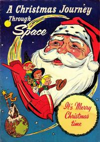 Cover Thumbnail for A Christmas Journey through Space (Western, 1960 series)