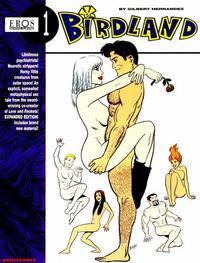 Cover Thumbnail for Eros Graphic Albums (Fantagraphics, 1991 series) #1 - Birdland
