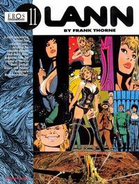 Cover Thumbnail for Eros Graphic Albums (Fantagraphics, 1991 series) #11 - Lann