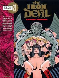 Cover Thumbnail for Eros Graphic Albums (Fantagraphics, 1991 series) #21 - The Iron Devil