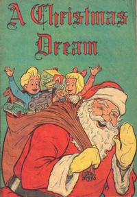 Cover Thumbnail for A Christmas Dream (Western, 1949 series)