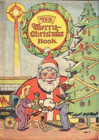 Cover Thumbnail for The Merry Christmas Book (Stone & Thomas, 1950 ? series)