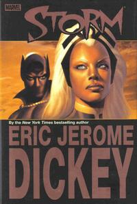 Cover Thumbnail for Storm (Marvel, 2007 series)