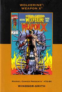 Cover Thumbnail for Marvel Premiere Classic (Marvel, 2006 series) #5 - Wolverine: Weapon X [Direct]