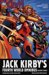 Cover Thumbnail for Jack Kirby's Fourth World Omnibus (DC, 2007 series) #3