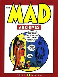 Cover Thumbnail for The Mad Archives (DC, 2002 series) #1