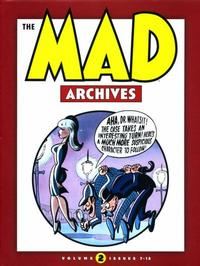 Cover Thumbnail for The Mad Archives (DC, 2002 series) #2