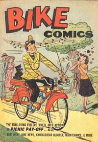 Cover Thumbnail for Bike Comics (United States Rubber Company, 1949 series) #[nn]