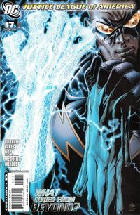 Cover Thumbnail for Justice League of America (DC, 2006 series) #17