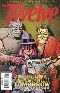Cover Thumbnail for The Twelve (Marvel, 2008 series) #0