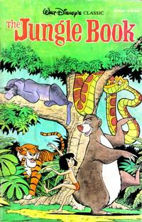Cover Thumbnail for Walt Disney's The Jungle Book (Disney, 1990 series)  [$2.95]