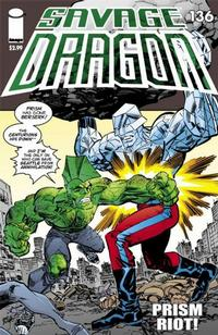Cover Thumbnail for Savage Dragon (Image, 1993 series) #136