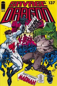 Cover Thumbnail for Savage Dragon (Image, 1993 series) #137