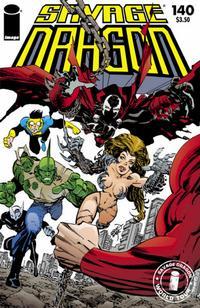Cover Thumbnail for Savage Dragon (Image, 1993 series) #140