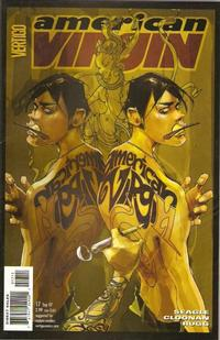 Cover Thumbnail for American Virgin (DC, 2006 series) #17