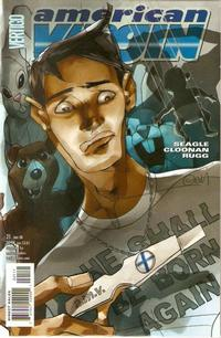 Cover Thumbnail for American Virgin (DC, 2006 series) #21