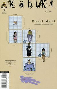 Cover Thumbnail for Kabuki (Marvel, 2004 series) #9