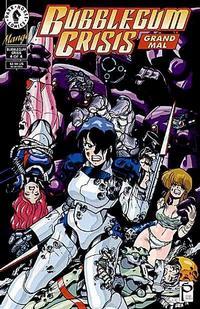 Cover Thumbnail for Bubblegum Crisis: Grand Mal (Dark Horse, 1994 series) #4