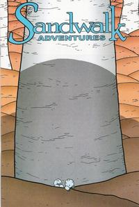 Cover Thumbnail for The Sandwalk Adventures (Active Synapse Comics, 2001 series) #4