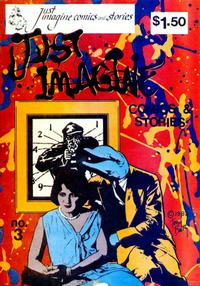 Cover Thumbnail for Just Imagine Comics and Stories (Just Imagine Graphix, 1982 series) #3