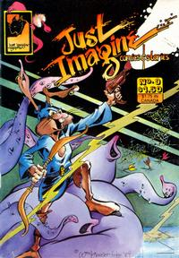 Cover Thumbnail for Just Imagine Comics and Stories (Just Imagine Graphix, 1982 series) #9