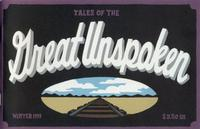 Cover Thumbnail for Tales of the Great Unspoken (Top Shelf, 1999 series)