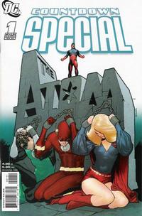 Cover Thumbnail for Countdown Special: The Atom (DC, 2008 series) #1