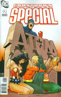 Cover Thumbnail for Countdown Special: The Atom (DC, 2008 series) #2