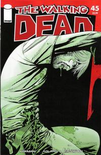 Cover Thumbnail for The Walking Dead (Image, 2003 series) #45