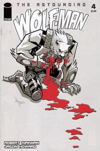 Cover Thumbnail for The Astounding Wolf-Man (Image, 2007 series) #4